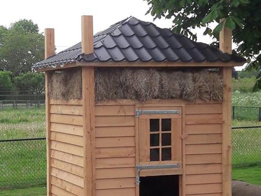 Stalen dakpanplaten antraciet wrinkle 24/1100