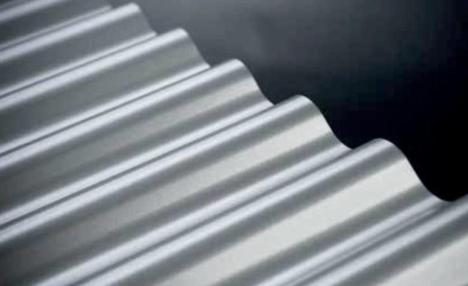 Golfplaat 20-1000 metalic